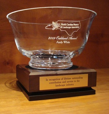 Oakland Award Bowl large